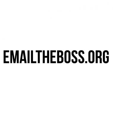 EmailTheBoss.org